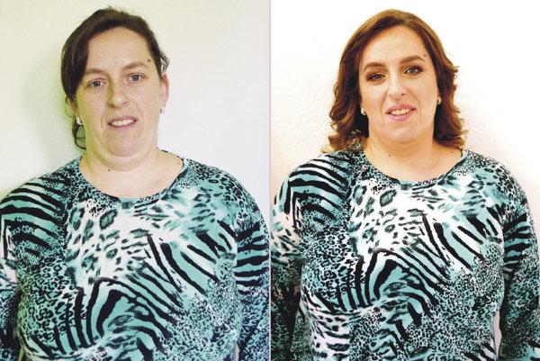 Pred a po zmene