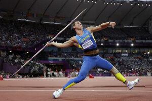 Ukrajinský oštepár Oleksandr Pjatnicja prišiel pre pozitívny dopingový test o striebornú medailu z olympijských hier 2012 v Londýne.