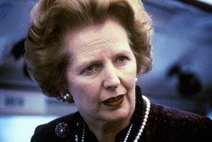 Margaret Thatcherová na fotografii z roku 1969. Foto: SITA/AP
