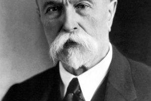 Tomáš Garrigue Masaryk Československá republika 1918 - 1935.