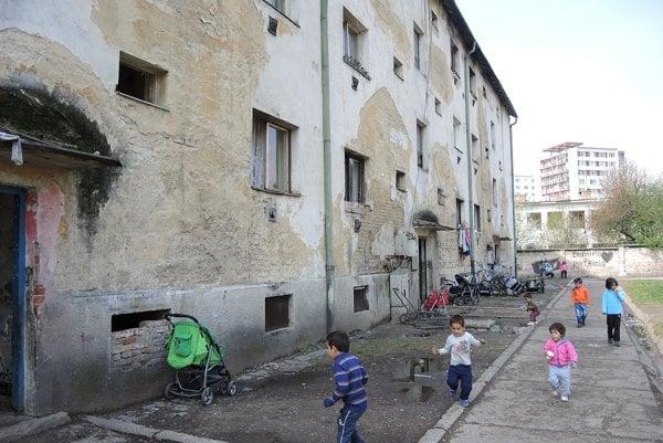 Ak ste dieťa z najchudobnejších pomerov, slovenské školstvo vám nepomôže.