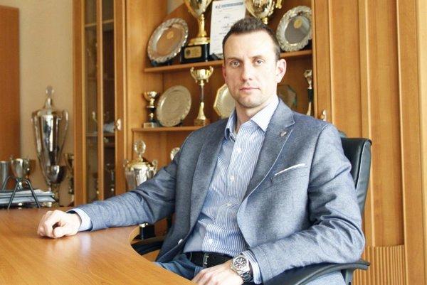 Prezident HK Nitra Miroslav Kováčik si želá zlatý hetrik pre Nitru v tejto sezóne.