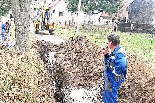 Na Orave pribudne ďalšia vodovodná sieť.
