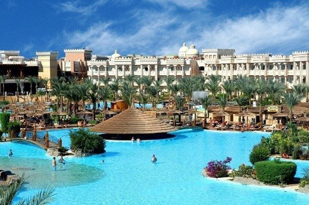 Hotel Albatros Palace Resort 5*, Egypt, Hurghada.