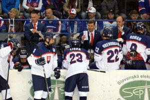 Mladí Slováci si veria aj vo štvrťfinále.