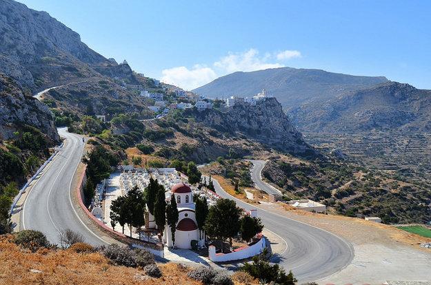 V každom kúte ostrova Karpathos je čo obdivovať.