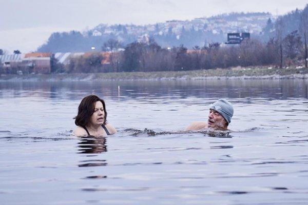 Otužovanie nemusí znamenať zamrznuté jazero.