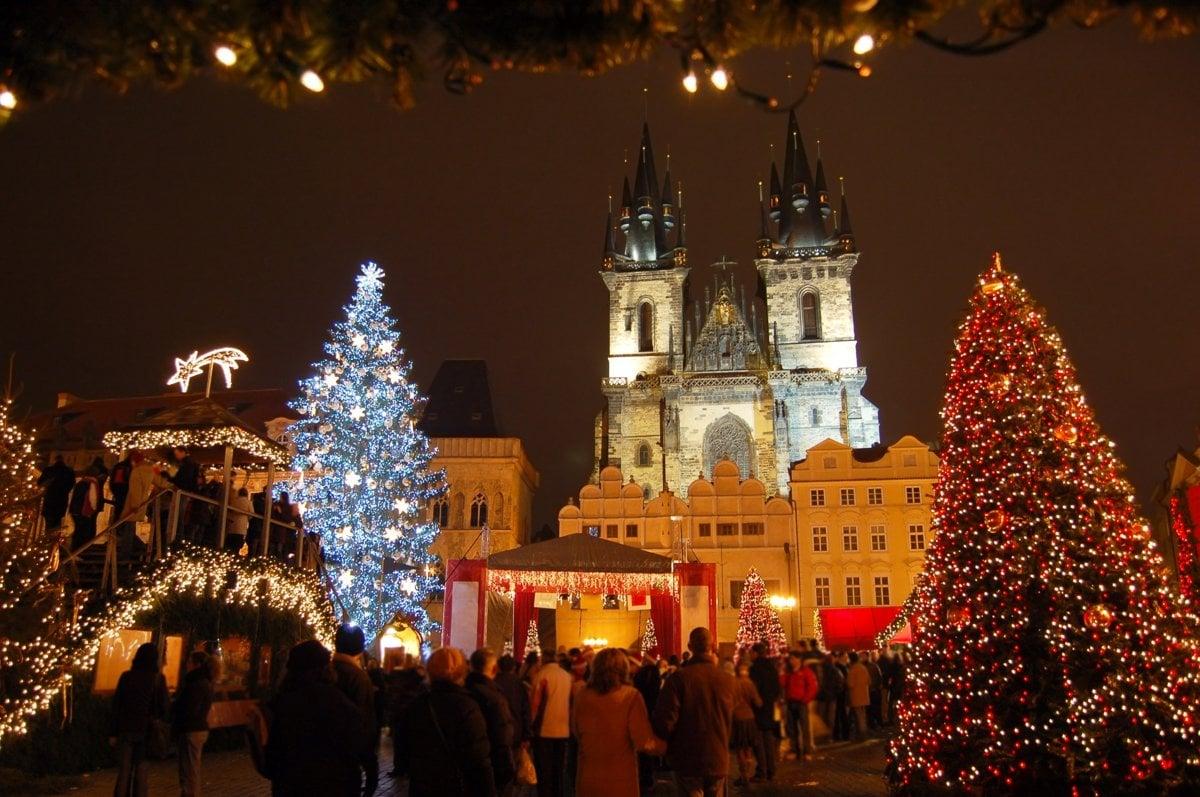 44ffd6a25c86 Najkrajšie vianočné trhy na svete má Praha - Cestovanie SME