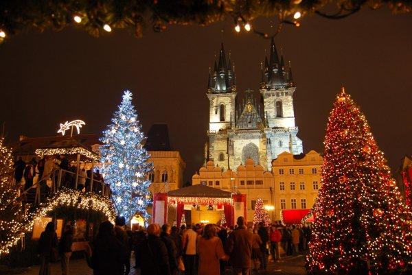 Vianočné trhy na Staromestskom námestí bodujú vo svete.