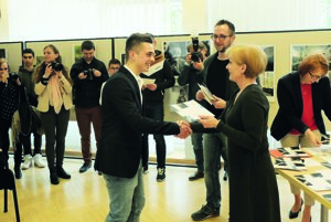 Medzi ocenenými bol aj Pavel Kuna z Nitry.
