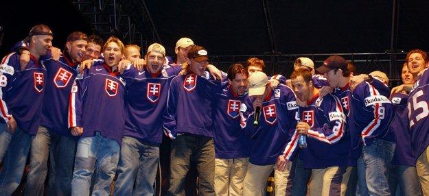 Slováci sa radovali aj zo štvrtého miesta.