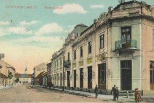 Hotel Royal, dnes Európa, patril bratom Scheinovcom.