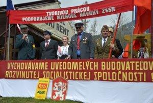 Retro sprievod pôjde Tatranskou Lomnicou.