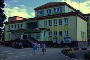 Nemocnica s poliklinikou sv. Jakuba Bardejov.