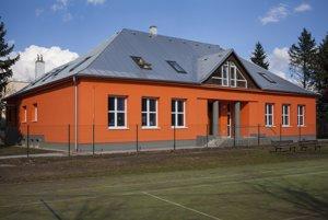 Bezpečný dom po rekonštrukcii.