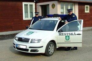 Mestská polícia Šurany