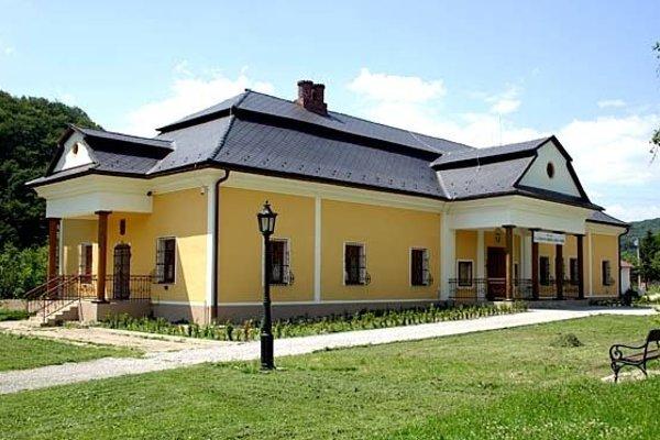 Kaštieľ vo Vlachove.