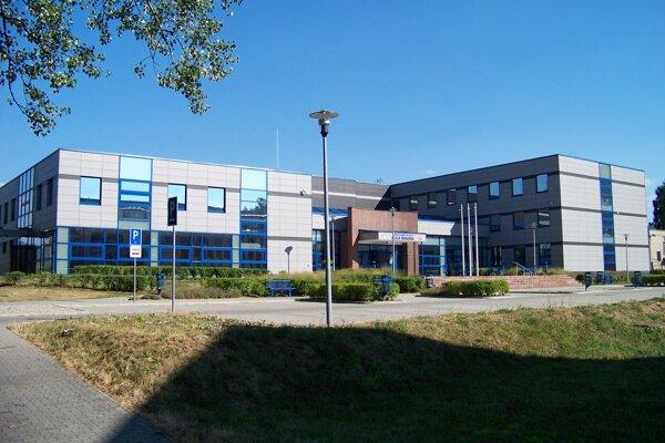Aula Jesseniovej lekárskej fakulty v Martine.