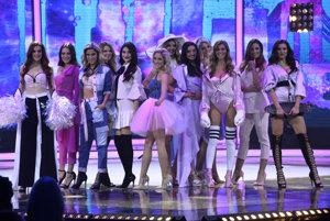 Finalistky Miss Slovensko 2017.