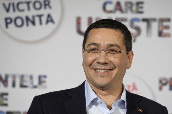 Bývalý rumunský premiér Victor Ponta.