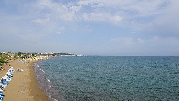 Turecká riviéra je často označovaná aj ako Tyrkysové pobrežie.
