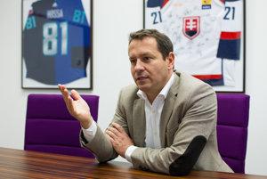 Ja som rozhodol, aby sa necestovalo do zámoria, tréneri chceli ísť, tvrdí Martin Kohút.