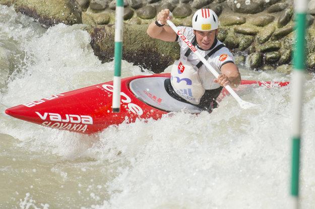 Michal Martikán v Čunove triumfoval v oboch pretekoch.