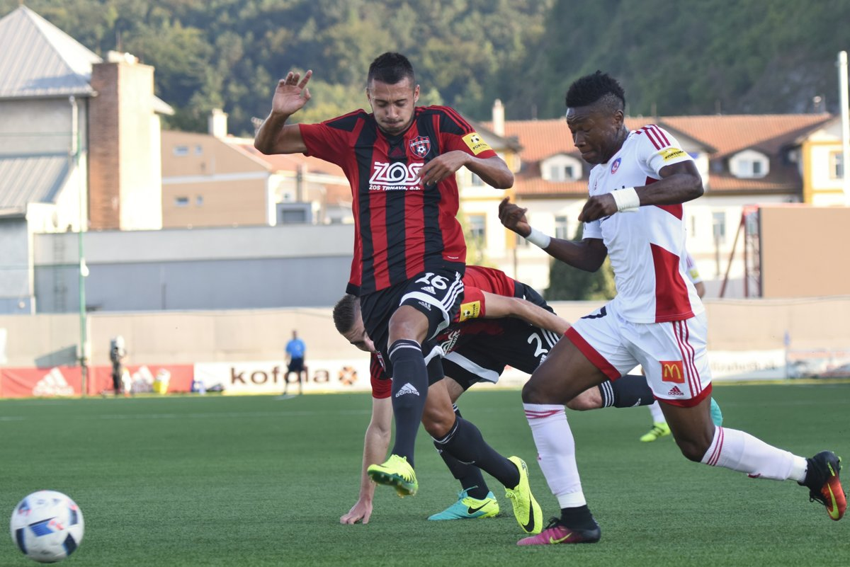 eba180daae Online AS Trenčín - FC Spartak Trnava Fortuna liga dnes - SME