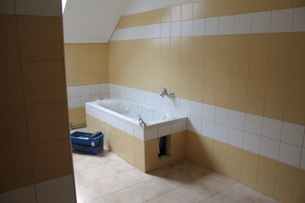 Vynovili sa i kúpeľne.