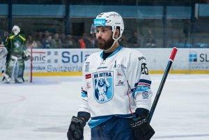Marek Slovák za tri sezóny v Nitre dosiahol v 204 zápasoch 165 kanadských bodov (62 gólov, 103 asistencií).