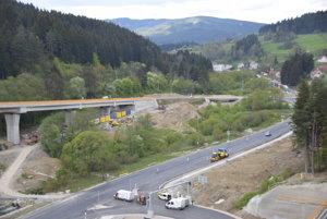 Motoristom by mal začať slúžiť diaľničný úsek D3 Svrčinovec – Skalité už o pár týždňov.