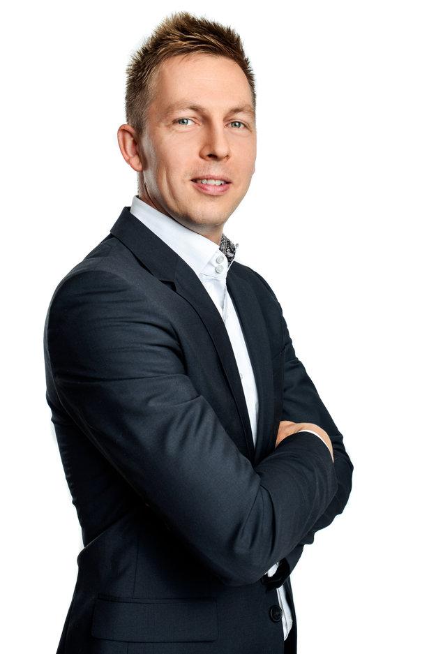 László Ivan, manažér slovenskej pobočky dopravcu Arriva