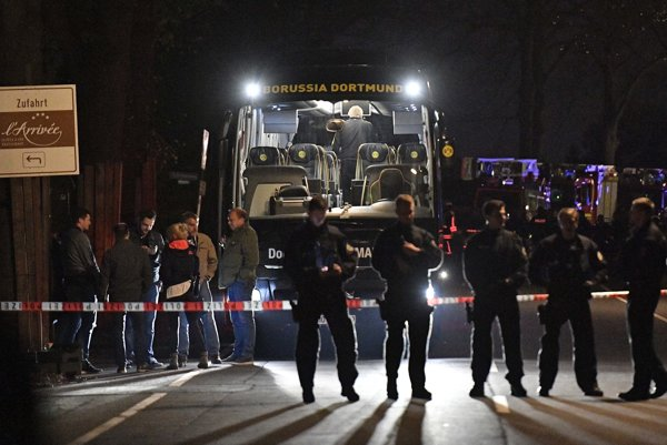 Vyšetrovanie útokov na autobus Borussie Dortmund je ukončené.
