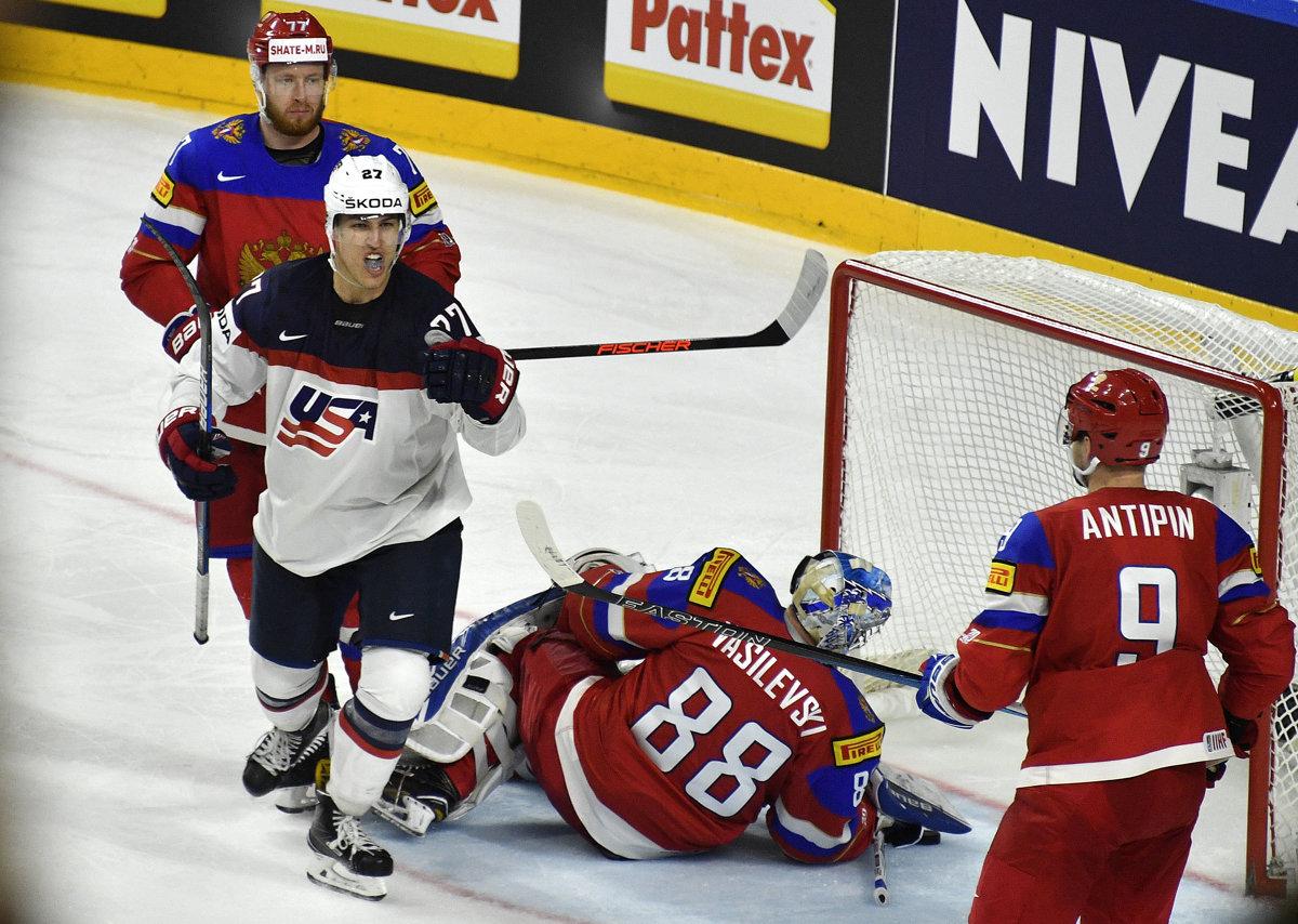 Ms V Hokeji 2017 Online Rusko Usa Sportsmesk