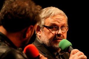 Stanislav Mičev otvoril tému memoranda po prvý krát na kabarete Michala Havrana v Bábkovom divadle na Rázcestí