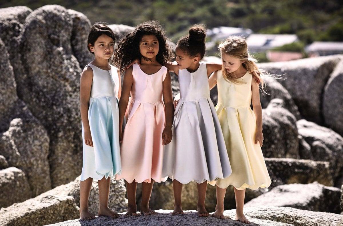 Svadobná móda pre deti  Čo obliecť najmladším hosťom na svadbu ... c920edda186