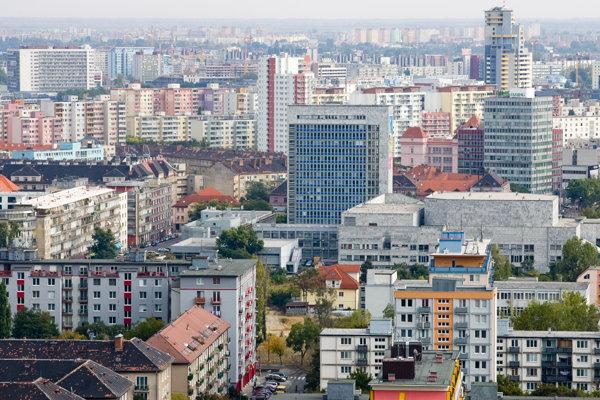 Panoráma Bratislavy