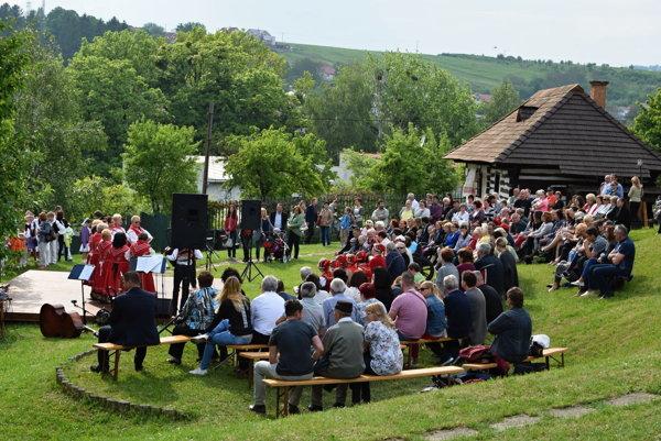 Na Deň múzeí prišlo v Humennom množstvo ľudí.