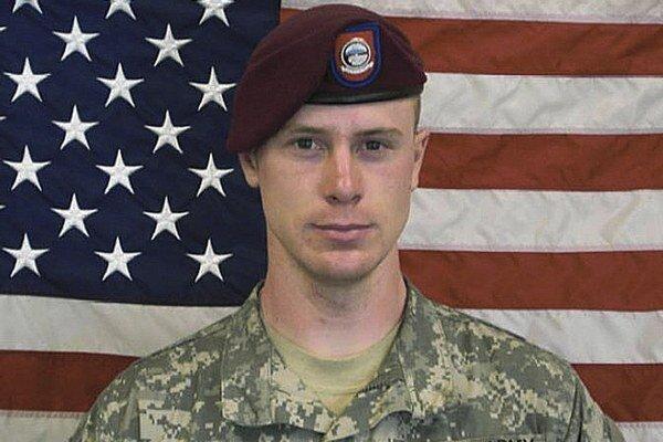 Zajatý americký vojak.