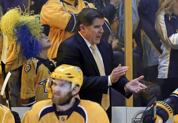 Peter Laviolette sa stal štvrtým trénerom v histórii NHL, ktorý sa prebojoval do finále o Stanleyho pohára s tromi rôznymi mužstvami.