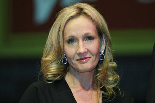 J.K. Rowlingová.