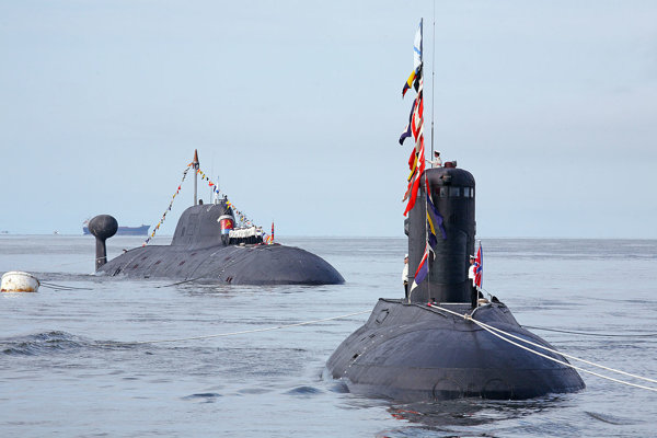 Ponorky z rady Jaseň.
