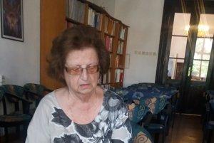 Novým pracoviskom po rozhlase sa Lýdii Urbančíkovej stalo hudobné oddelenie VKJB.