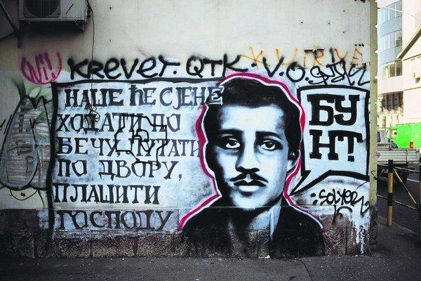 Pre mnohých Srbov je Gavrilo najmä hrdinom.