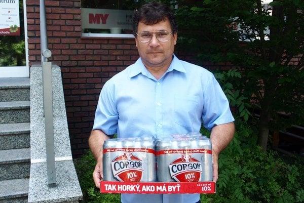 V 11. kole vyhral kartón piva Corgoň od spoločnosti Heineken Vincent Komačka z Topoľčian. Prišiel poň jeho syn Peter.
