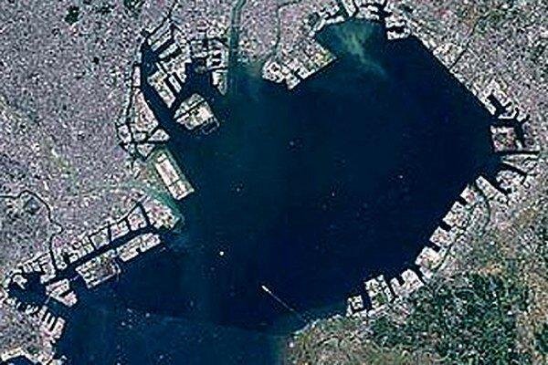 Tokijský záliv.