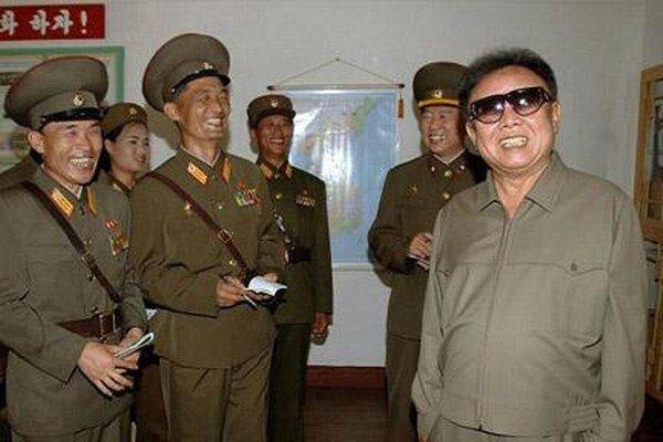 Kim Čong-il.