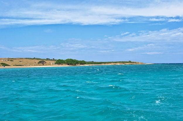 Ostrov Paros.