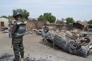 Polícia odhaduje, že militanti majú len za tento týždeň na svedomí viac ako 150 obetí.