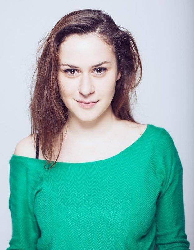 Novou posilou súboru je Anna Rakovská.